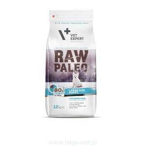 RAW PALEO PUPPY LARGE BREED