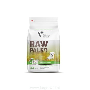 RAW PALEO PUPPY MINI BREED